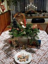 Vánoční a novoroční pozdrav